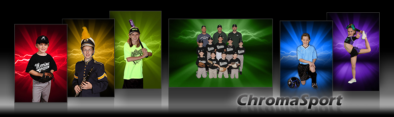 ChromaSport  Digital Sports Background Templates
