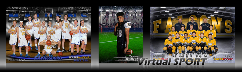 Virtual Sport Template Series