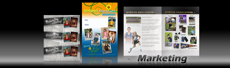 School and Sports Photography Marketing
