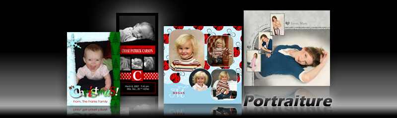 Photo Templates for Portraiture