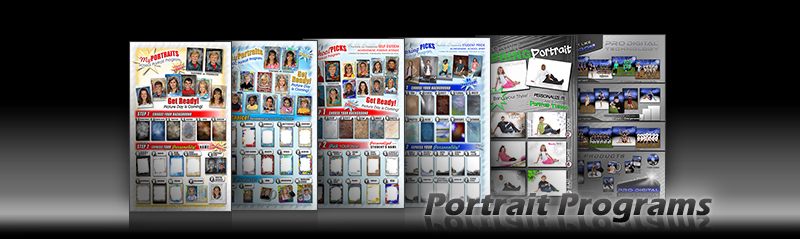 School and Sports Portrait Programs
