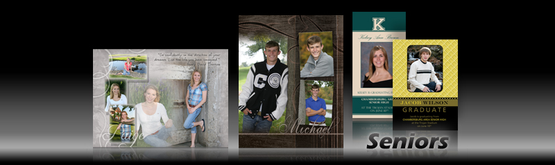 Senior Photo Templates