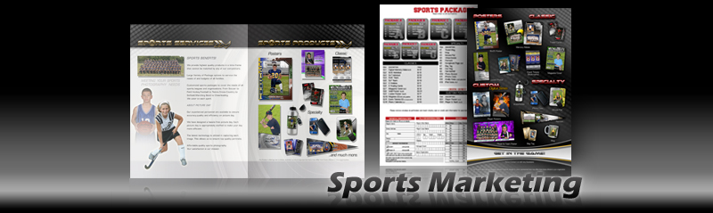 Sports Photography Marketing Templates