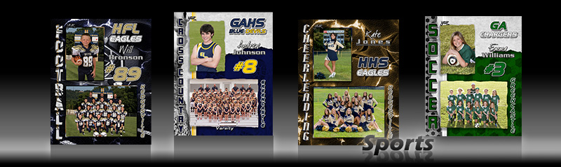Sports Photo Templates
