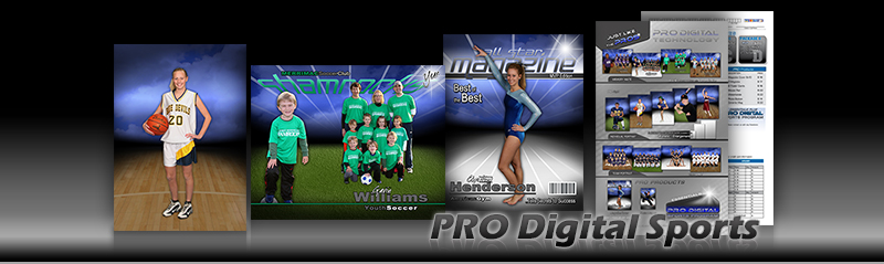 PRO Digital Sports  Power User, Sports Photography Portrait Programs