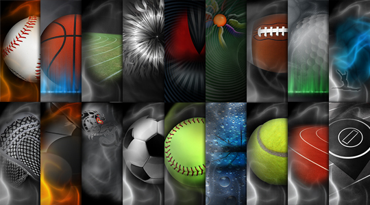 core sport digital backgrounds